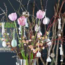 Tulpe Weiß-Rosa 86cm 3St