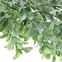 Künstliche Pflanzengirlande, Buchsbaum-Ranke, Dekorationsgrün L125cm