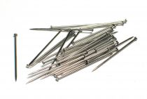 Eisenstecknadeln 105/30mm 500g