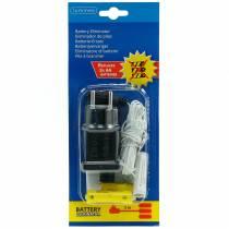Batterie-Adapter Weiß 3m 4,5V 3 x AA