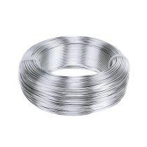 Aludraht 1mm 250g Silber
