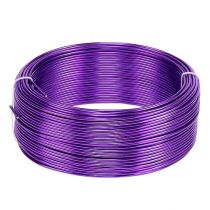 Aluminiumdraht Purple Ø2mm  500g (60m)