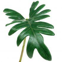 Blatt Philodendron 31cm Grün 12St