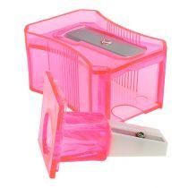 Bleistiftspitzer Pink 6cm