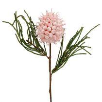 Blütenzweig Foam Pink/Grün 65cm