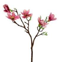 Magnolie mini Pink, Rosa L53cm 3St