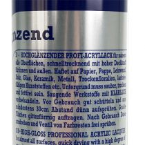 Color-Spray Metallic Glanzsilber 400ml
