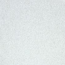 Deko Glitter Weiß 115g