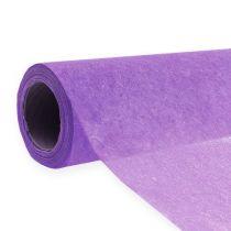 Deko Vlies 60cm x 20m Violett