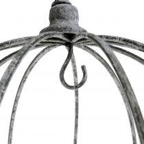 Dekokrone zum Hängen Ø33,5cm H31,5cm