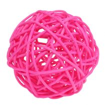 Dekokugeln Pink Ø7cm 18St