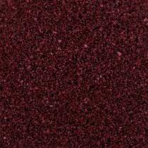 Farbsand 0,5mm Burgund 2kg