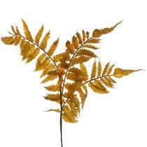 Künstlicher Farn Herbstfarben 33cm 10St