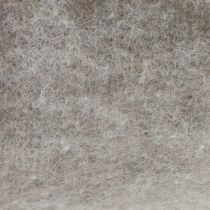 Filzband, Topfband Grau-Natur 15cm 5m