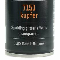 Flitter-Spray Kupfer 400ml