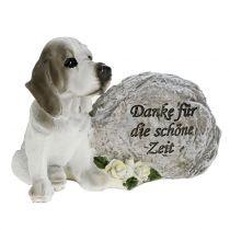 Gedenkstein für Hunde 8cm x 11,5cm x 7cm 2St