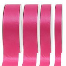 Geschenk- und Dekorationsband 50m Pink