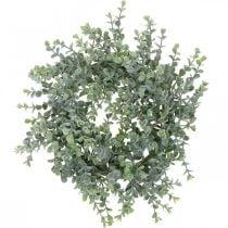 Hochzeitsdeko Eukalyptus Kranz künstlich Ø25cm