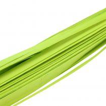 Holzstreifen Frühlingsgrün 95cm - 100cm 50St