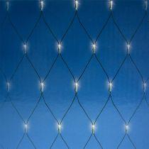 LED Lichternetz 180 Warmweiß 2m x 2m für Außen