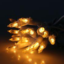 LED Minikette 20L weiß warmweiß 3m