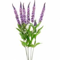 Schmetterlingsflieder, Künstlicher Flieder, Seidenblume, Sommerflieder 6St