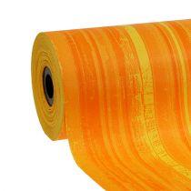 Manschettenpapier 25cm 100m Gelb/Orange