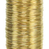 Myrtendraht Gold 0,30mm 100g