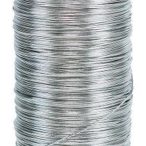 Myrtendraht Silber verzinkt 0,37mm 100g