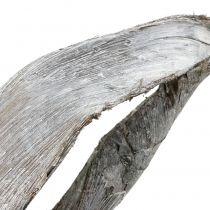 Palm Sing 110cm weißgewaschen