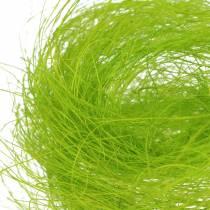 Sisal Frühlingsgrün Dekogras 500g