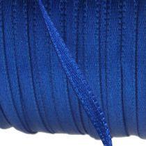 Geschenkband Blau 3mm 50m