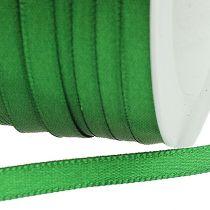 Geschenk- und Dekorationsband 6mm x 50m Dunkelgrün