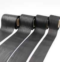 Kranzband Schwarz vers. Breiten 25m