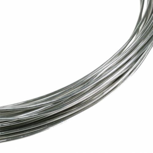 Aluminiumdraht Ø3mm Silber 1kg