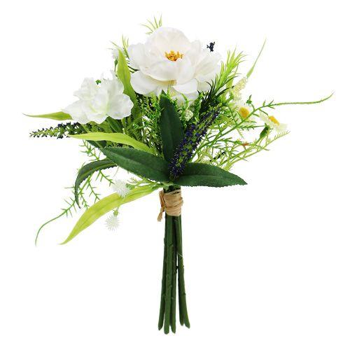 Blumenstrauss Weiss 20cm Einkaufen In Osterreich
