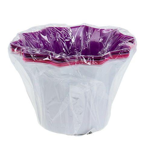 blumentopf aus plastik 17cm h11 5cm 10st einkaufen in. Black Bedroom Furniture Sets. Home Design Ideas