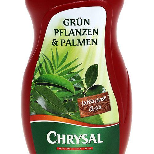chrysal gr npflanzen palmen d nger 250ml einkaufen in sterreich. Black Bedroom Furniture Sets. Home Design Ideas