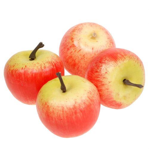 Deko-Äpfel Cox 4cm 24St