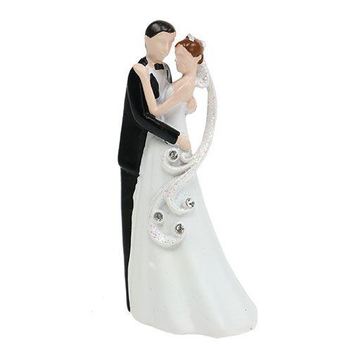 Dekofigur Hochzeitspaar 10,5cm