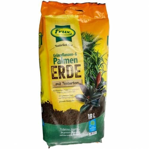 FRUX Grünpflanzen- und Palmenerde 18l