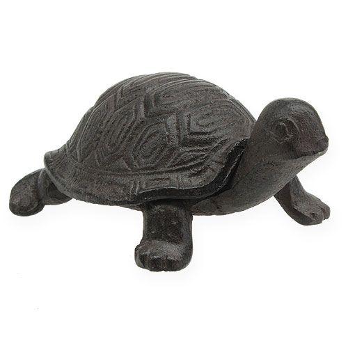 gartendeko schildkröte dunkelbraun 17cm einkaufen in Österreich, Garten ideen