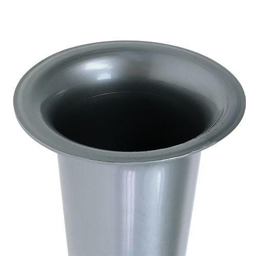 Grabvase Silber 28,5cm