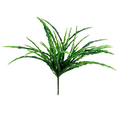 Grasbusch Grün 48cm 3St