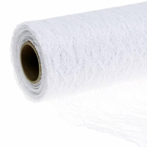 Spitzenband Weiß 150mm 15m