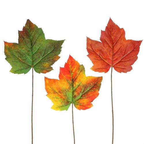 Herbstblätter Ahorn 30cm 12st Einkaufen In österreich