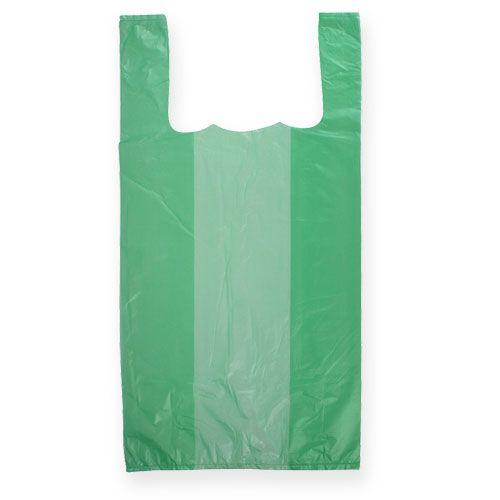 Hemdchenbeutel Grün 30cmx18cmx55cm 12,5my 100St
