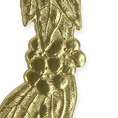 Jubiläumszahlen 24cm Gold