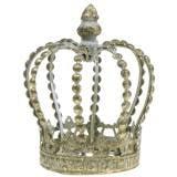 Krone Antik Gold Ø11cm H13cm