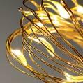 LED-Lichterkette 20er für Batterie 2m warm-weiß